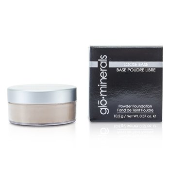 GloMinerals GloPolvos Sueltos Base ( Polvos Base Maquillaje ) - Natural Light  10.5g/0.37oz