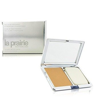 La Prairie Pó Cellular Treatment Foundation Powder Finish - Naturel Beige (Nova embalagem)  14.2g/0.5oz