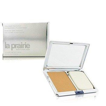 La Prairie Cellular Treatment Foundation Pudder Finish - Naturel Beige (Ny Pakning)  14.2g/0.5oz