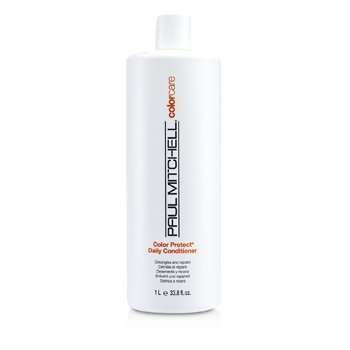 Paul Mitchell Acondicionador Diario protector del color ( Desenreda y repara )  1000ml/33.8oz