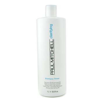 Paul Mitchell Champ� Three ( Elimina el Cloro y las Impurezas)  1000ml/33.8oz