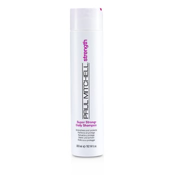 Paul Mitchell Super Strong Champú Diario ( Fortalece y protege )  300ml/10.14oz