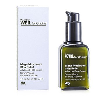 Origins Plantidote Mega-Mushroom Face Serum (Limited Edition)  30ml/1oz