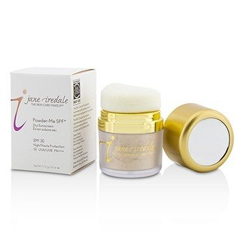 Jane Iredale Powder ME SPF Dry Sunscreen SPF 30 - Polvos Sueltos Translucent  17.5g/0.62oz