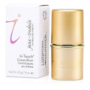 Jane Iredale Krémová tvářenka In Touch Cream Blush - Connection  4.2g/0.14oz