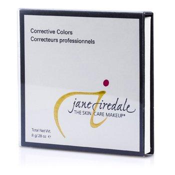 Jane Iredale Corrective Colours Kit (4x Concealer 2g + Application Spatula)  8g/0.28oz