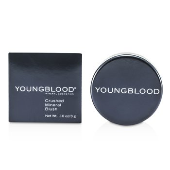 Youngblood Colorete Polvos Minerales prensados- Dusty Pink  3g/0.1oz