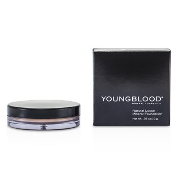 Youngblood Pó base Natural solto Mineral - Honey  10g/0.35oz