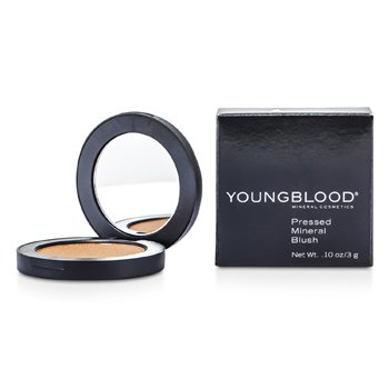 Youngblood Colorete Mineral Prensado - Cabernet  3g/0.11oz