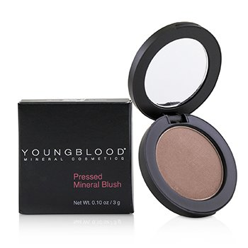 Youngblood Colorete Mineral Prensado - Zin  3g/0.11oz