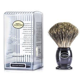 The Art Of Shaving Pure Badger Shaving Brush - Pure Black  1pc