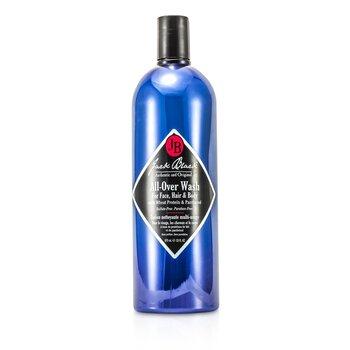 Jack Black Yüz, Saç ve Vücut İçin Eksiksiz Yıkama  975ml/33oz