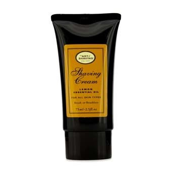 The Art Of Shaving Crema Afeitado - Aceite Esencial de Limón  75ml/2.5oz