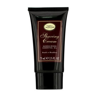 The Art Of Shaving Crema Afeitado - Sandalwood Essential Oil  75ml/2.5oz