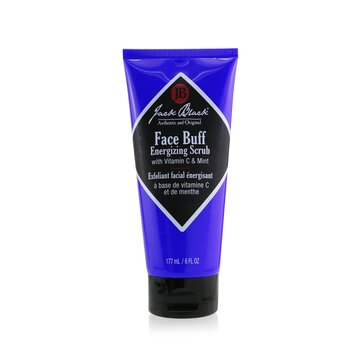 Jack Black Face Buff Energizing Exfoliante Rostro  177ml/6oz