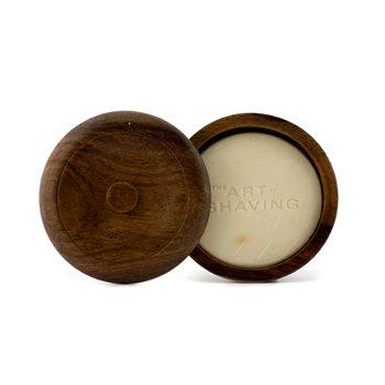 The Art Of Shaving Sabão de barbear w/ Bowl - madeira de sandalo Óleo essêncial ( para Todos os tipos de pele )  95g/3.4oz