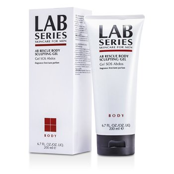 Aramis Lab Series Ab Rescue Gel Modelador Para Corpo  200ml/6.7oz