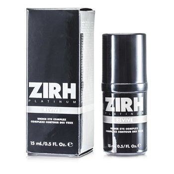 Zirh International Platinum Revive Under-Eye Complex  15ml/0.5oz