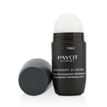 Payot Optimale Homme 24 Hour Roll On Deodorant  75ml/2.5oz