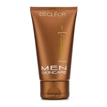 Decleor Men Essentials Очищающий Гель Скраб  125ml/4.2oz