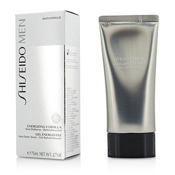 Shiseido Men Gel Fórmula Energizante  75ml/2.7oz