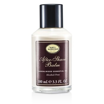 The Art Of Shaving Bálsamo After Shave - ACeite Esencial de Sándalo  100ml/3.4oz