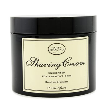 The Art Of Shaving Crema Afeitado - Inolora ( Piel Sensible)  150g/5oz