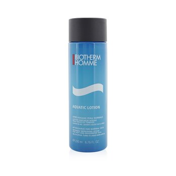 Biotherm Homme Aquatic After Shave Lotion (Normal Skin)  200ml/6.76oz