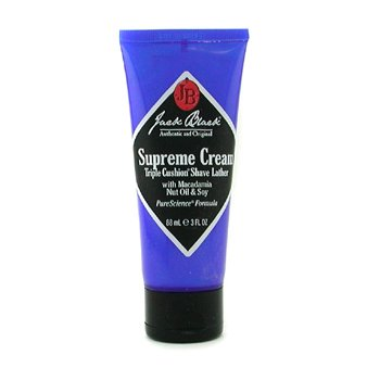 Jack Black Supreme Cream Triple Cushion Shave Lather  88ml/3oz