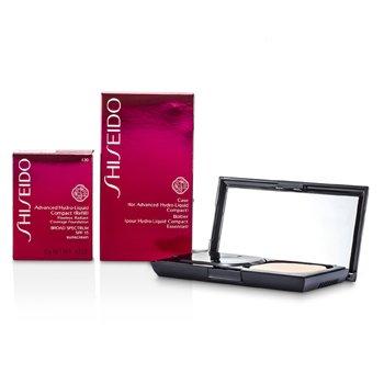 Shiseido Advanced Hydro Liquid Compact Foundation SPF15 (Case + Refill) - I20 Natural Light Ivory  12g/0.42oz