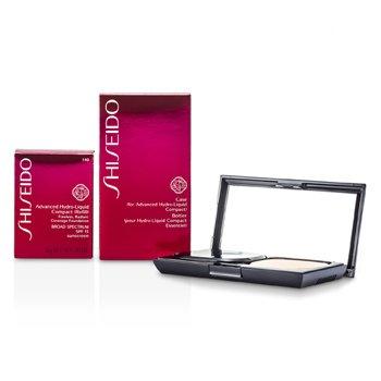 Shiseido Pó base Advanced Hydro liquid SPF10 ( Estojo + Refil ) - I40 Natural Fair Ivory  12g/0.42oz