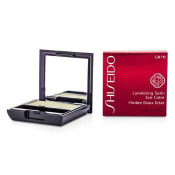 Shiseido Жарқырататын Сәтендей Қабақ Бояуы - №.GR711 Уытты  2g/0.07oz