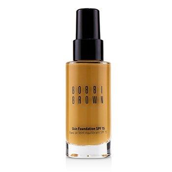 Bobbi Brown Skin Foundation SPF 15 - # 6 Golden  30ml/1oz