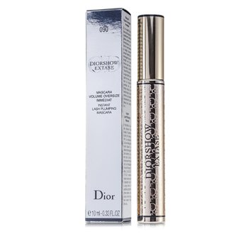 Christian Dior Rímel DiorShow Extase Flash Plumping - # 090 Black Extase  10ml/0.33oz