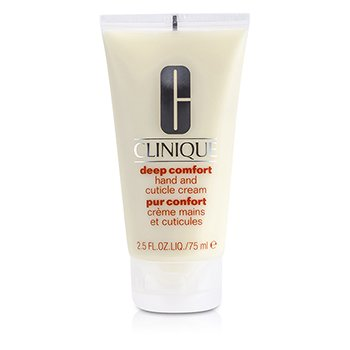Clinique Odżywczy krem do rąk Deep Comfort Hand And Cuticle Cream  75ml/2.6oz