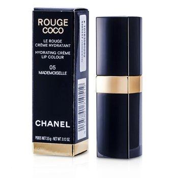 Chanel Batom cremoso hidratante Rouge Coco - # 05 Mademoiselle  3.5g/0.12oz