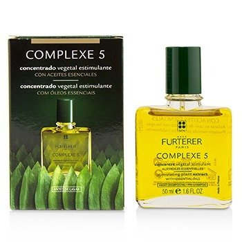 רנה פורטר Complexe 5 Regenerating Plant Extract (Tones the Scalp/ Strengthens the Hair)  50ml/1.69oz