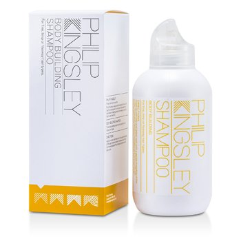 Philip Kingsley Body Building Shampoo (For Fine, Limp or Flyaway Hair Types)  250ml/8.45oz