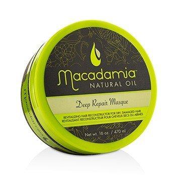 Macadamia Natural Oil Deep Repair Masque ( Cabello Seco, Dañado)  470ml/16oz