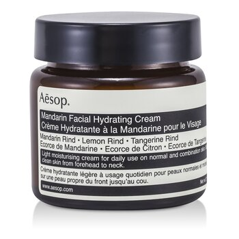 Aesop Creme Mandarin Facial Hydrating   60ml/2.01oz