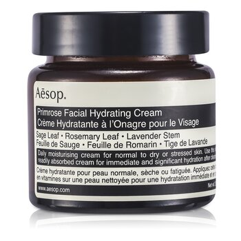 Aesop Primrose Crema Facial Hidratante  60ml/2oz