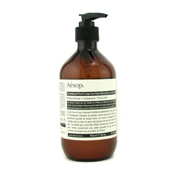 Aesop A Rose By Any Other Name Pembersih Tubuh  500ml/17.99oz