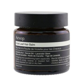 Aesop Violet Leaf Hair Balm (For Unruly, Coarse or Dry Hair)  60ml/2.02oz