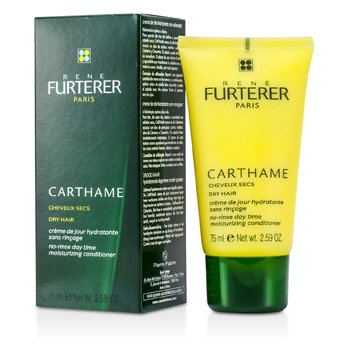 Rene Furterer Carthame No-Rinse Day Time Acondicionador Hidratante ( Cabello Seco )  75ml/2.59oz