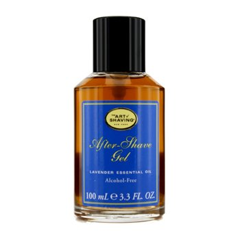 The Art Of Shaving Gel After Shave Gel Libre de Alcohol - Lavender Essential Oil ( Pieles Sensibles )  100ml/3.4oz