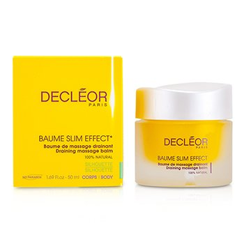 Decleor Baume Slim Effect Draining masszázs balzsam  50ml/1.69oz