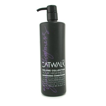 Tigi Condicionador Nutritivo Catwalk Your Highness Nutritivo  750ml/25.36oz