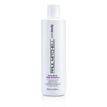 Paul Mitchell Extra-Body Daily Shampoo (Thicken and Volumizies)  500ml/16.9oz