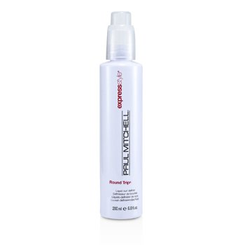 Paul Mitchell Round Trip Liquid Definidor Rizos  200ml/6.8oz