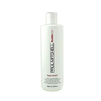 Paul Mitchell Super Sculpt ( Estilo de Secado rápido )  500ml/16.9oz